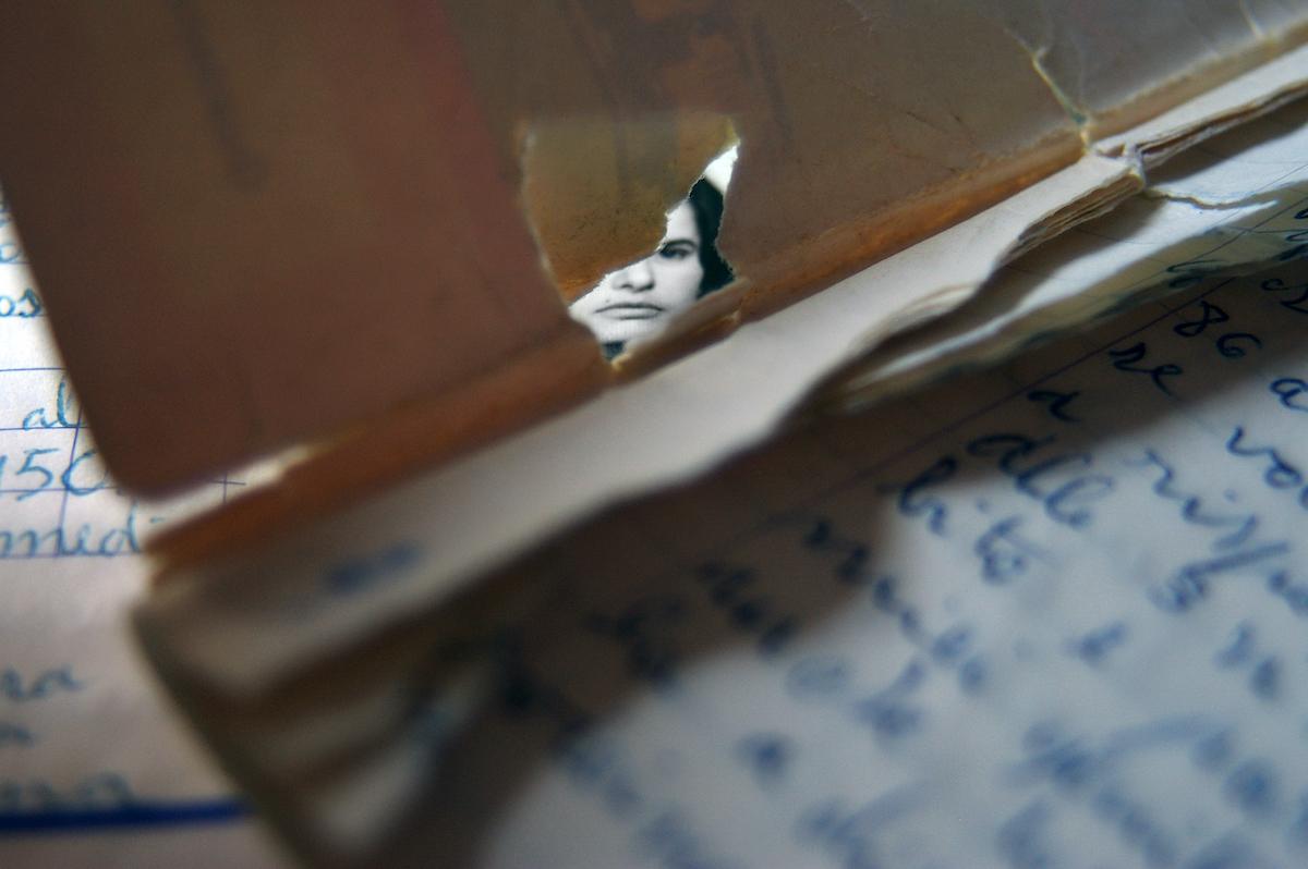 voci di donne - foto di Luigi Burroni del diario di Luisa T.